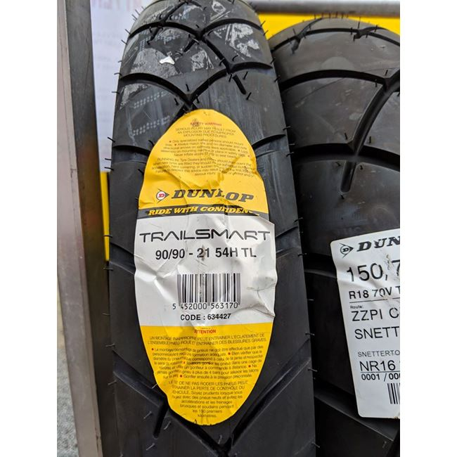Dunlop Trailsmart Pair Clearance